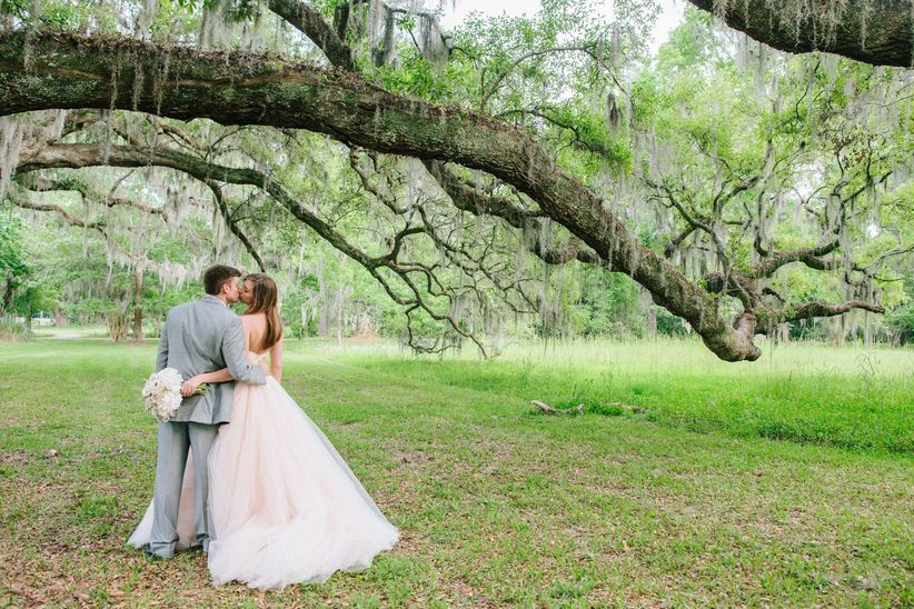Romantic Plantation Wedding Venues in Charleston