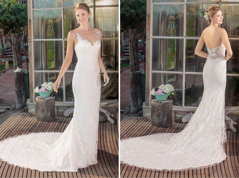 The Best Wedding Dresses For Your Body Type Weddingwire