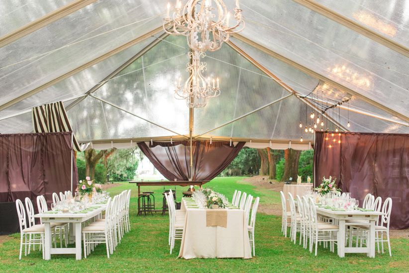 Top Garden Wedding Trends: The 2018 Wedding Reception Trends Your Guests Will Love