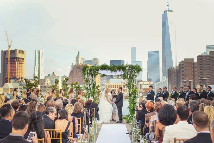 10 Outdoor Wedding Venues In Nyc Weddingwire