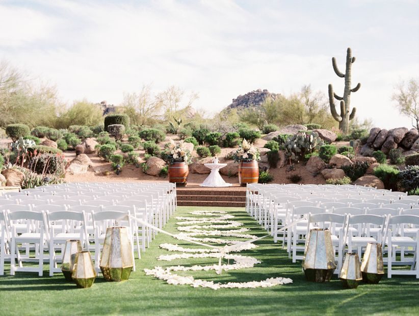 6 Outdoor Wedding Venues In Arizona With Sick Desert Views