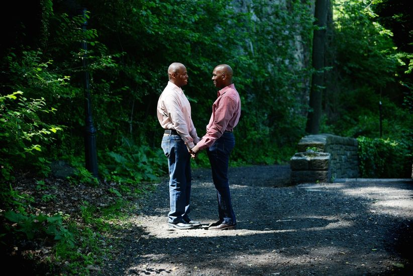 gay black men engagement