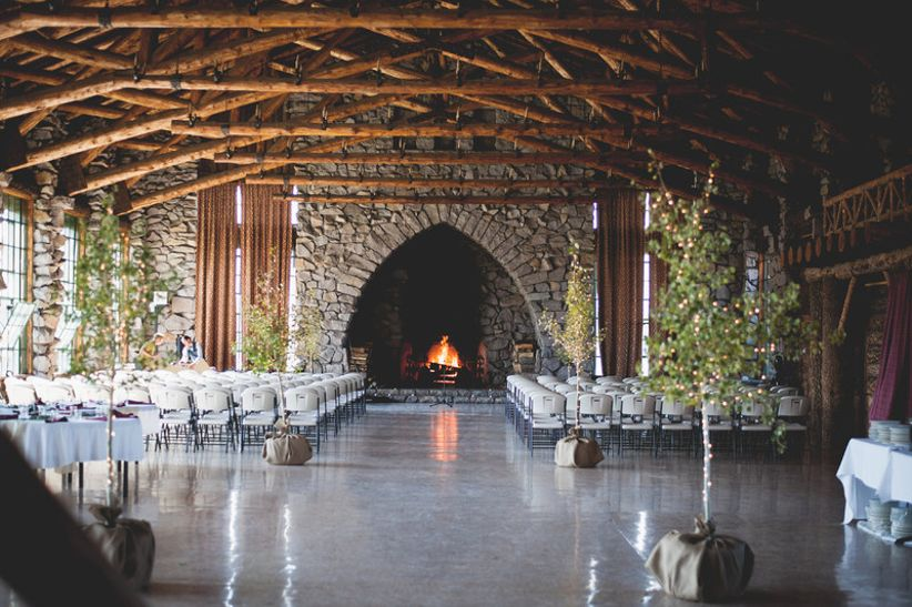 Lodge Wedding Venues   The 7 Best Lodge Wedding Venues In Montana Weddingwire