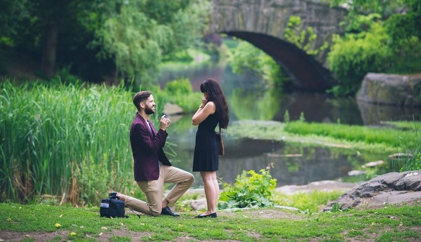 Top ten marriage proposals