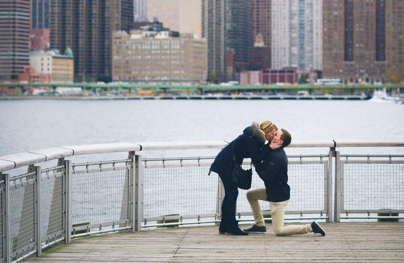 candid proposal photo