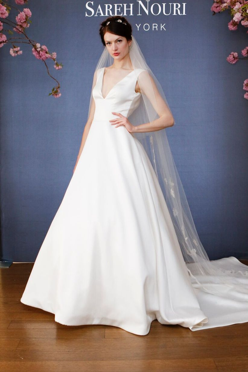 Sareh Nouri wedding dresses