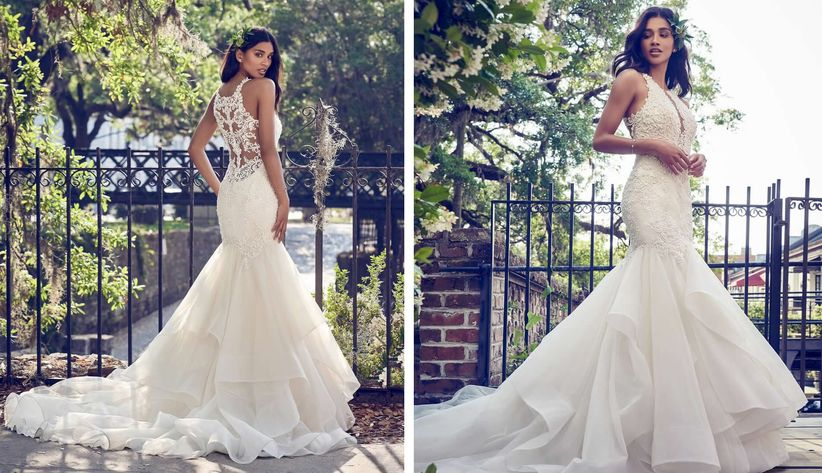 5 Dreamy Wedding Dresses for the Fairytale Bride - WeddingWire