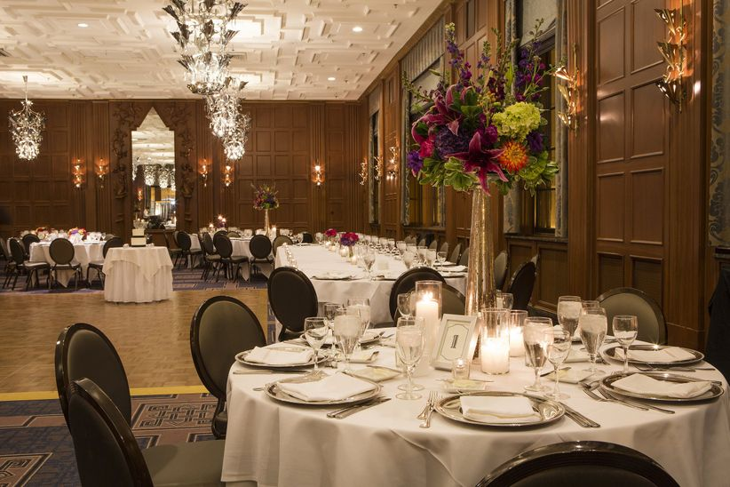 7 Wedding Banquet Halls in Downtown Chicago - WeddingWire