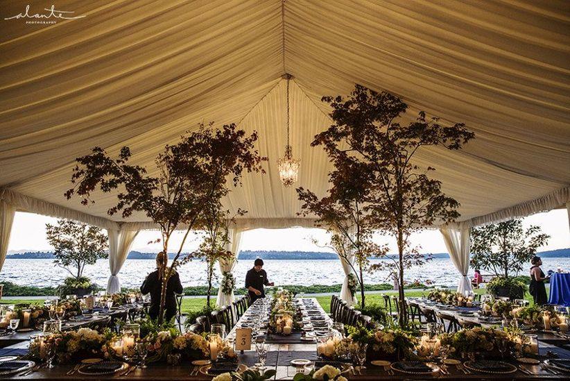 Waterfront Seattle wedding venues