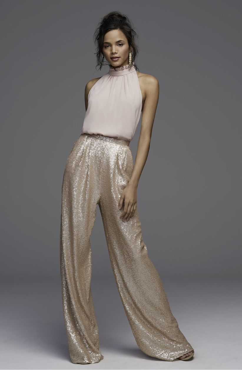 bridesmaid pants