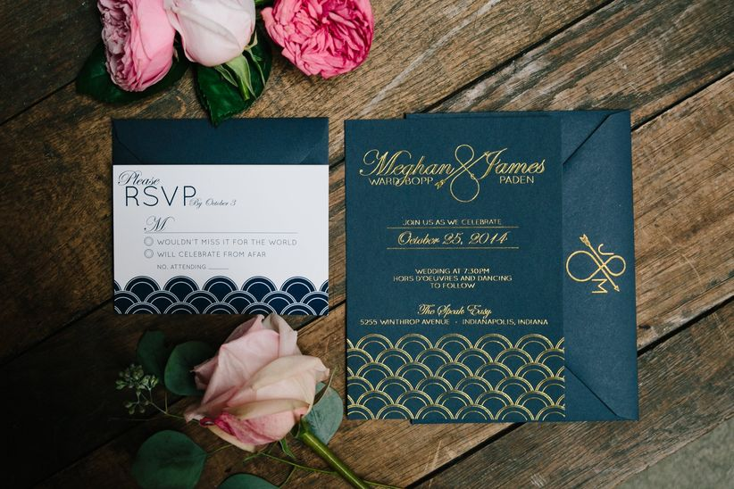 Wedding Invitations Indianapolis: 5 Plus-One Wedding Etiquette Rules Couples MUST Follow
