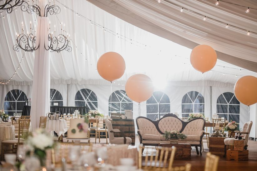 Your 4 Step Guide To Creating The Ultimate Wedding Lounge Weddingwire