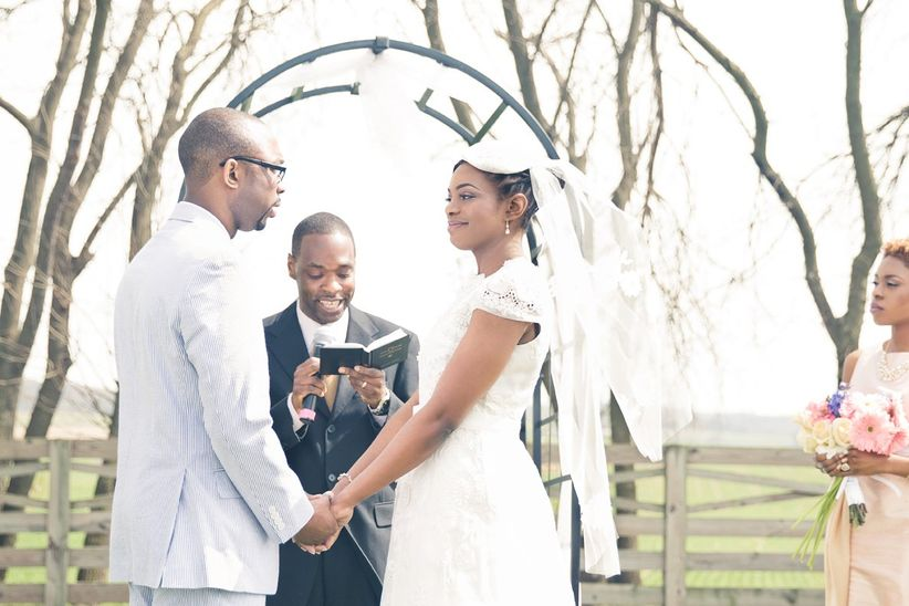 15 Questions to Ask Your Wedding Officiant