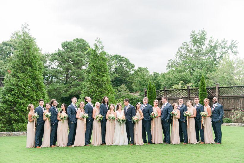 foto de la fiesta de bodas