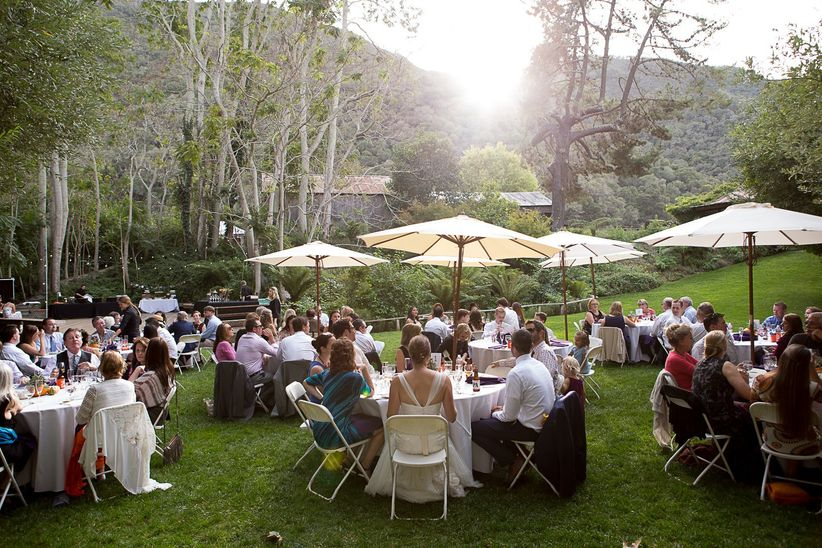 Advantages Of The Outdoor Wedding Reception: How To Plan An Amazing Wedding Reception