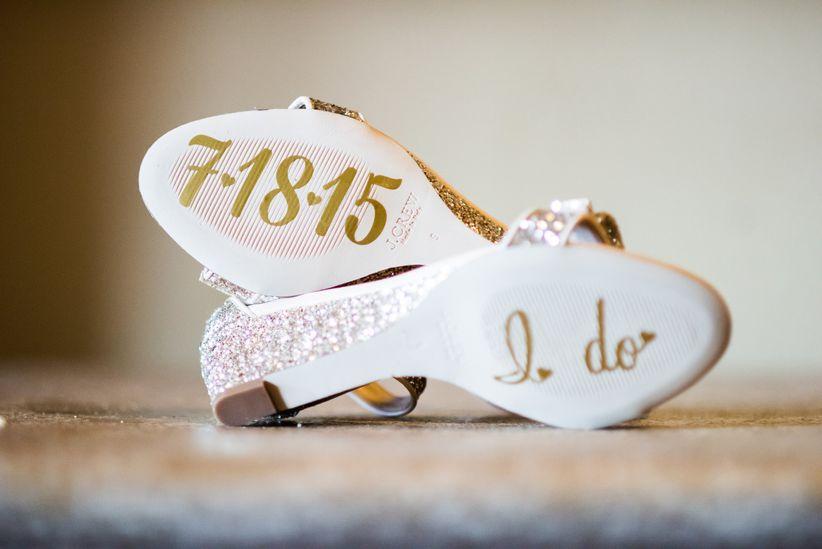 9 Wedding Shoe Ideas For Super Cute Soles Weddingwire