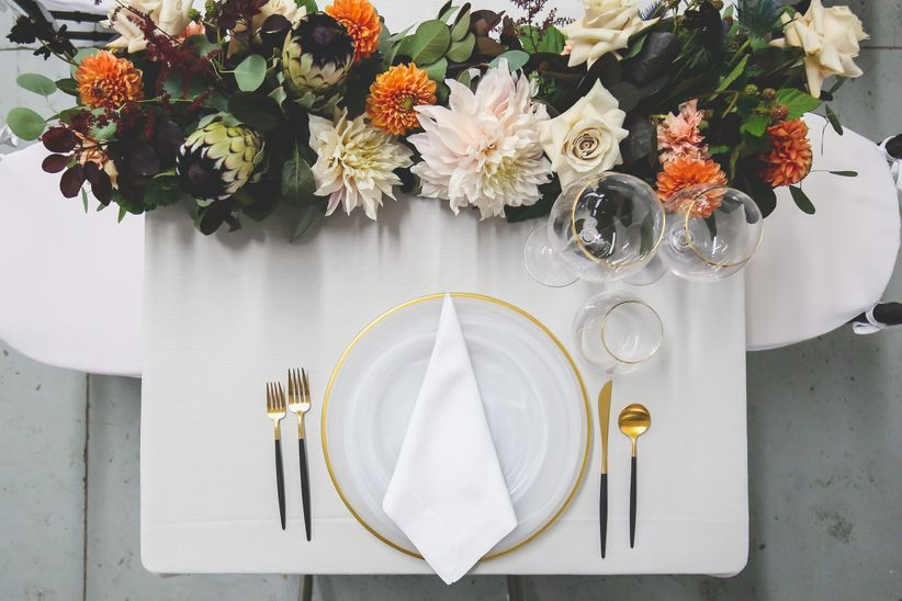 wedding tablescape laura fuchs