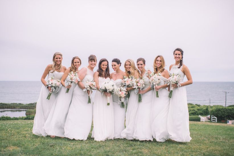 The Evolution of the Bridesmaid Dress - WeddingWire