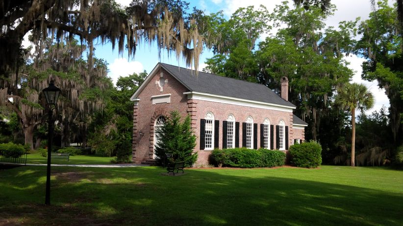 Whitefield Chapel at Bethesda Academy in Savannah