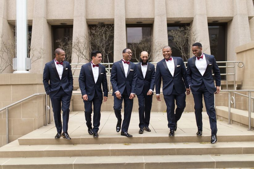 the ultimate groomsman packing checklist weddingwire