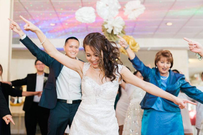 20 Upbeat Songs To Get The Party Started Weddingwire