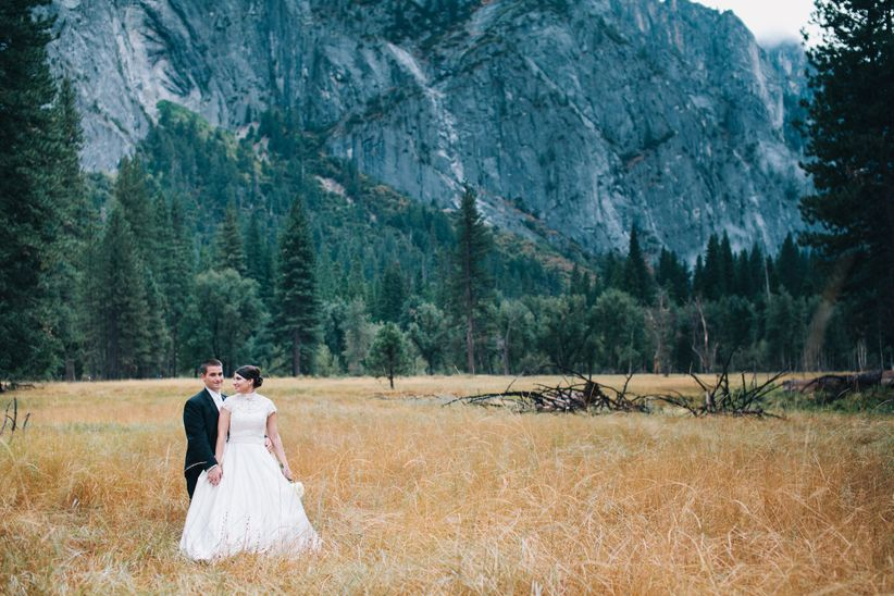 yosemite wedding lisa mallory photography