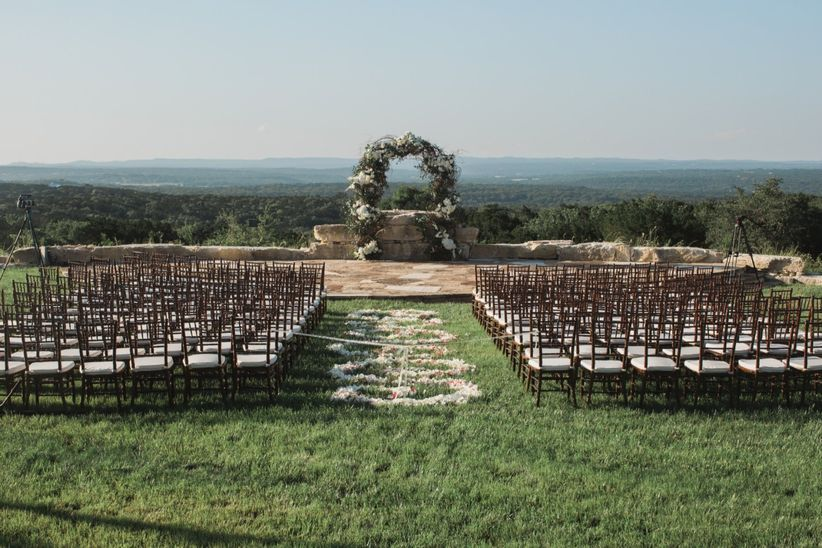 garden wedding venues in texas