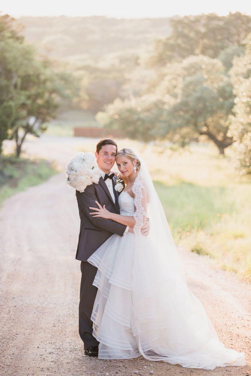 formal texas wedding ideas