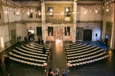 21 Loft & Warehouse Wedding Venues for an Industrial-Chic Style