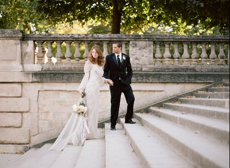 These Paris Themed Wedding Ideas Are a French Dream