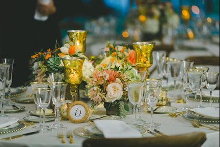 Wedding Centerpieces 101