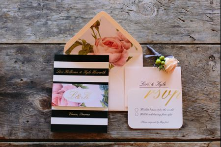 Finalizing Your Wedding Stationery