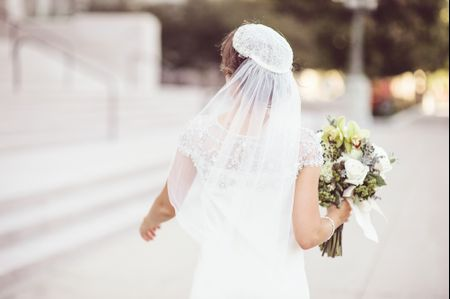 Once and For All, Here's How to Pee in a Wedding Dress