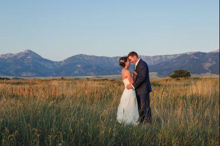 7 Open-Air Outdoor Wedding Venues in Montana