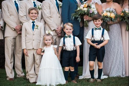 7 Ways to Make Sure Kids Have the BEST Time at Your Wedding