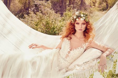 10 Boho-Chic Wedding Dresses You've Got to See