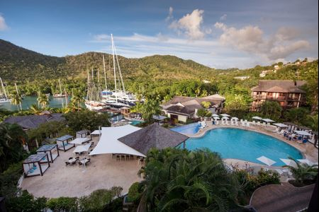 7 Caribbean Honeymoon Resorts with More than a Beach