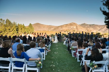 13 Scenic Outdoor Wedding Venues in San Diego
