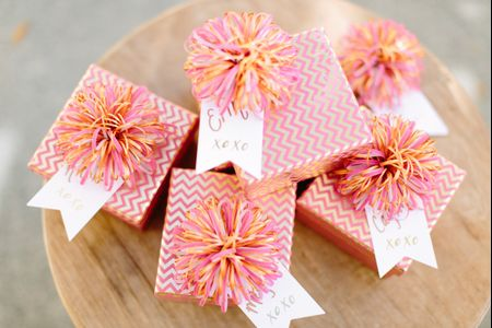 28 Bridal Shower Favors We're Obsessing Over