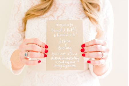 All the Bridal Shower Etiquette Tips You Need to Know