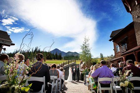 5 Epic Ski Resort Wedding Venues in Montana