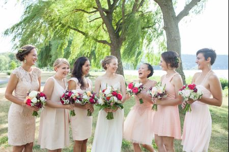 How to Find Bridesmaid Dresses Your 'Maids Will DEF Re-Wear