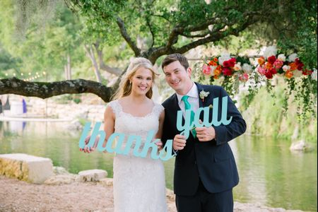 How to Write Wedding Thank-You Cards