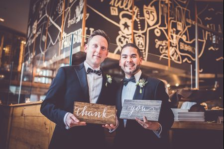 7 Ways to Say Thanks to Your Guests at Your Wedding