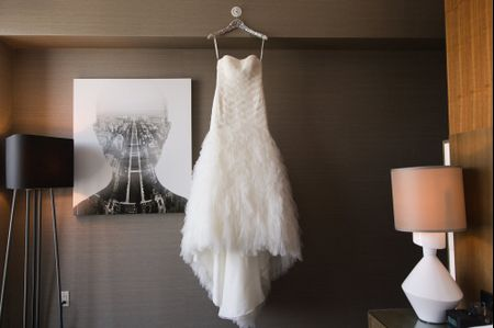 Every Single Step of the Wedding Dress Buying Process