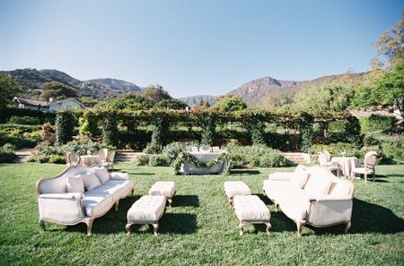 9 Creative Wedding Furniture Ideas That Aren't Overdone