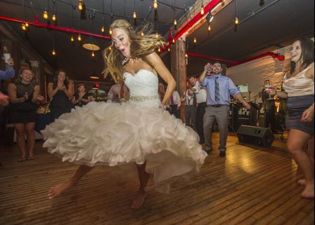 How to Prep to Party All Night at Your Wedding