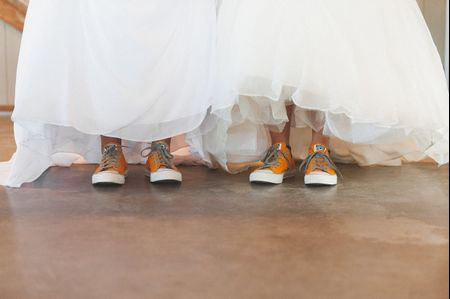 Why a Comfy Bride is the Best Bride—and How to Be One