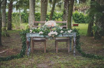18 Rustic Vintage Wedding Ideas to Obsess Over