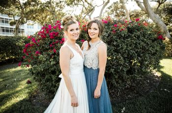 Why Sisters Make the BEST Maids of Honor